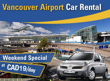 best car rental deals vancouver airport